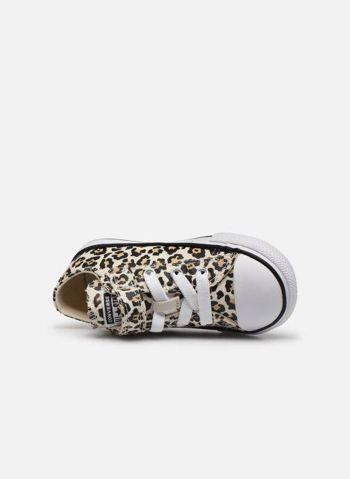 Sneakers Converse Chuck Taylor All Star 1V Archive Leopard Ox Wit links