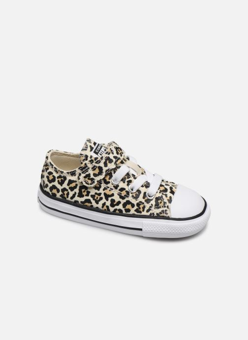 Sneakers Converse Chuck Taylor All Star 1V Archive Leopard Ox Wit detail