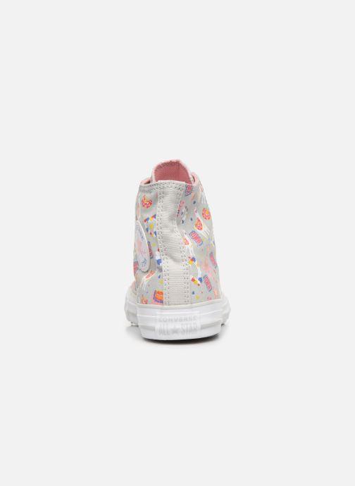 Sneakers Converse Chuck Taylor All Star Llama Party Hi Grijs rechts
