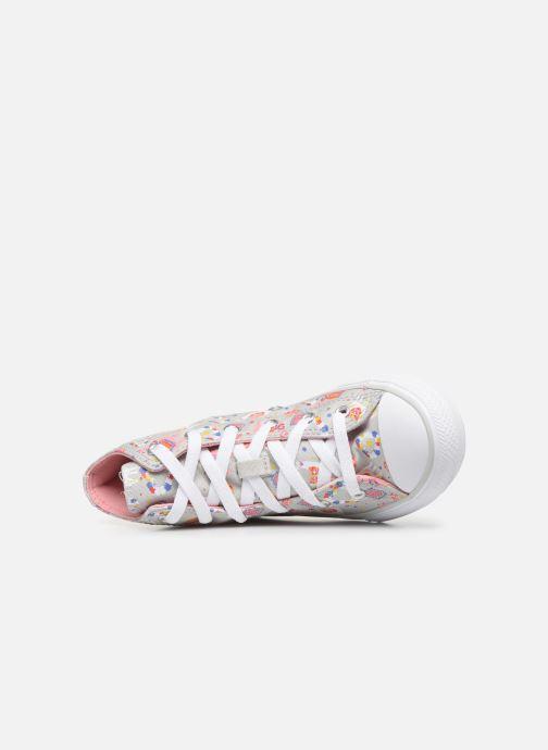 Sneakers Converse Chuck Taylor All Star Llama Party Hi Grijs links