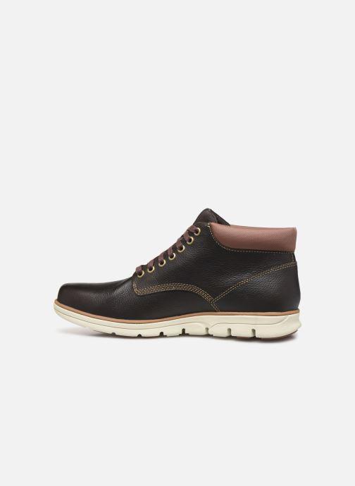 Bottines et boots Timberland Bradstreet Chukka Leather GTX Noir vue face