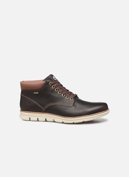 Bottines et boots Timberland Bradstreet Chukka Leather GTX Noir vue derrière