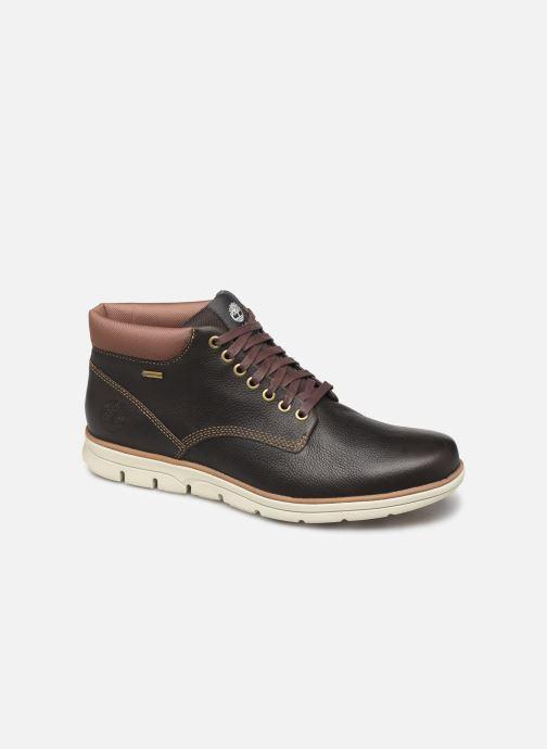 Bottines et boots Timberland Bradstreet Chukka Leather GTX Noir vue détail/paire