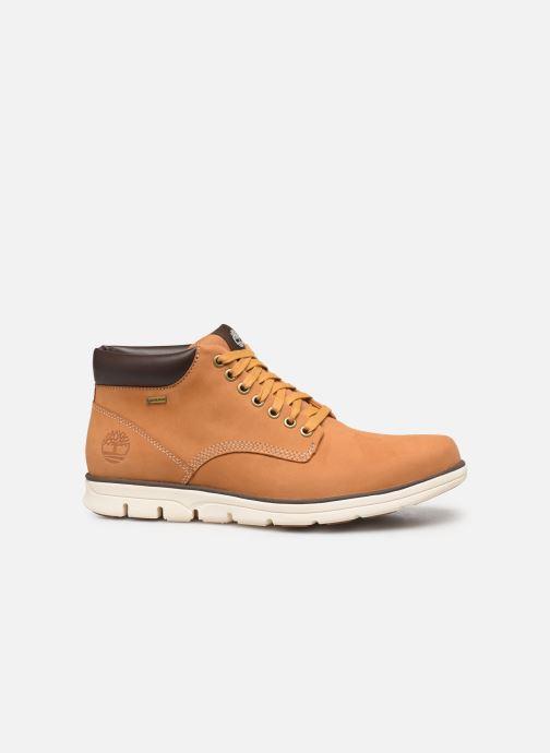 Bottines et boots Timberland Bradstreet Chukka Leather GTX Marron vue derrière