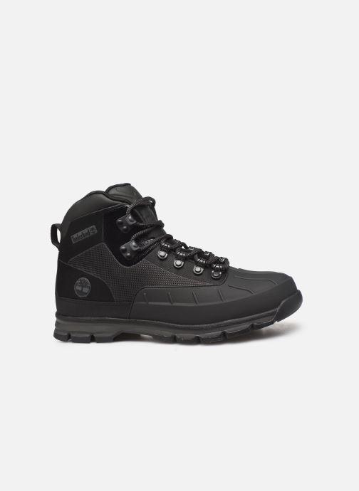 Timberland Euro Hiker Shell Toe Jacquard (Zwart) Boots en