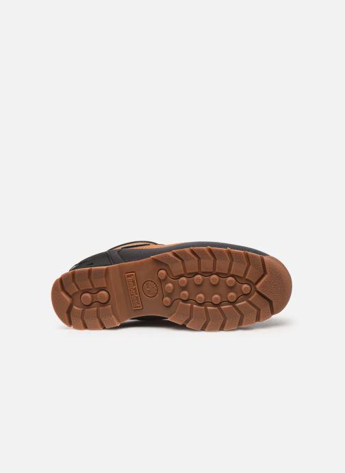 Boots en enkellaarsjes Timberland Euro Sprint Fabric WP Bruin boven