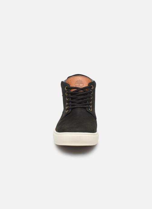 Bottines et boots Timberland Adv2.0 GTX Chukka Noir vue portées chaussures