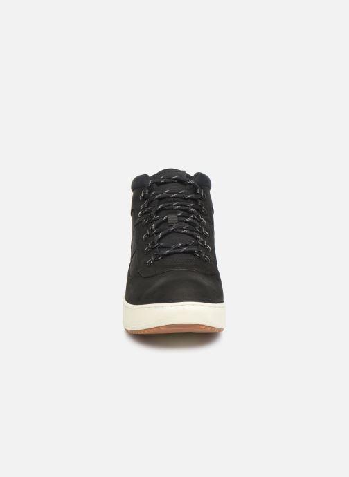 Sneaker Timberland City Roam Cupsole L/F schwarz schuhe getragen