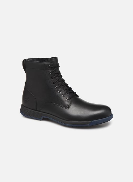Ankle boots Timberland City's Edge WP Boot Black detailed view/ Pair view