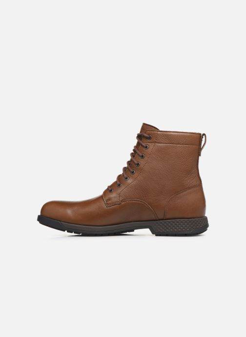 Bottines et boots Timberland City's Edge WP Boot Marron vue face