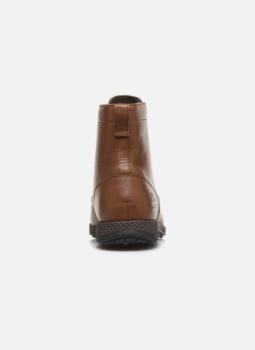 Bottines et boots Timberland City's Edge WP Boot Marron vue droite