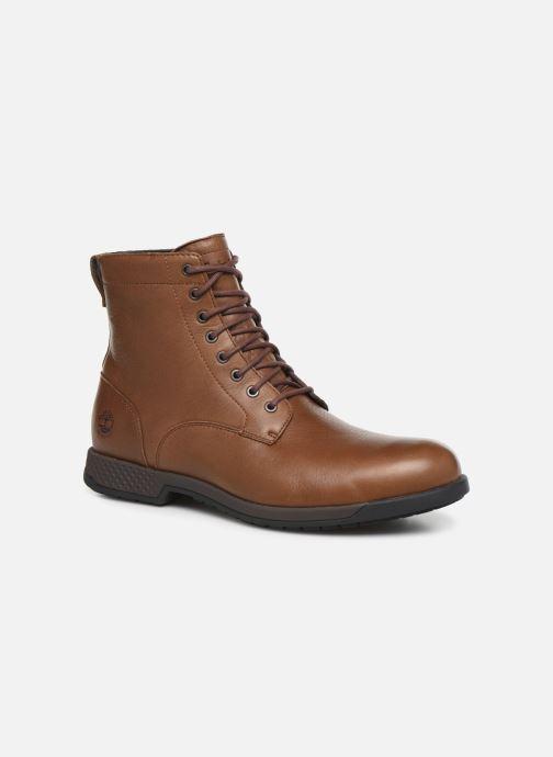 Bottines et boots Timberland City's Edge WP Boot Marron vue détail/paire