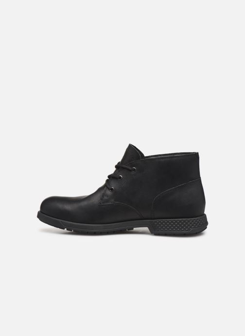 Bottines et boots Timberland City's edge GTX Chukka Noir vue face