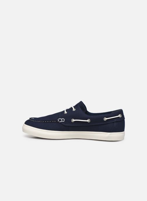 Chaussures à lacets Timberland Union Wharf 2 Eye boat Ox Bleu vue face