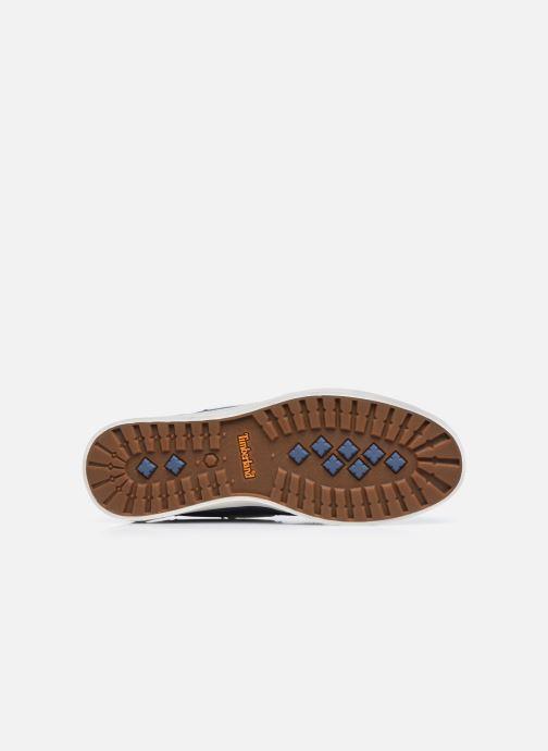 Zapatos con cordones Timberland Union Wharf 2 Eye boat Ox Azul vista de arriba