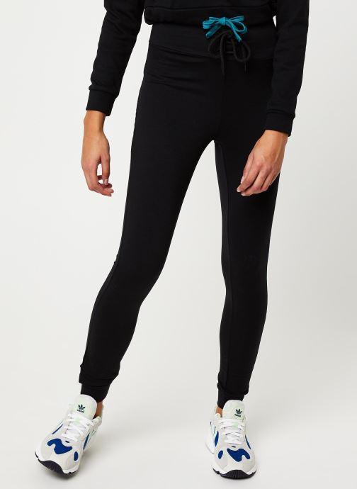 Vêtements Only Play ONPNEVE HW LEGGINGS P NC12 Noir vue détail/paire
