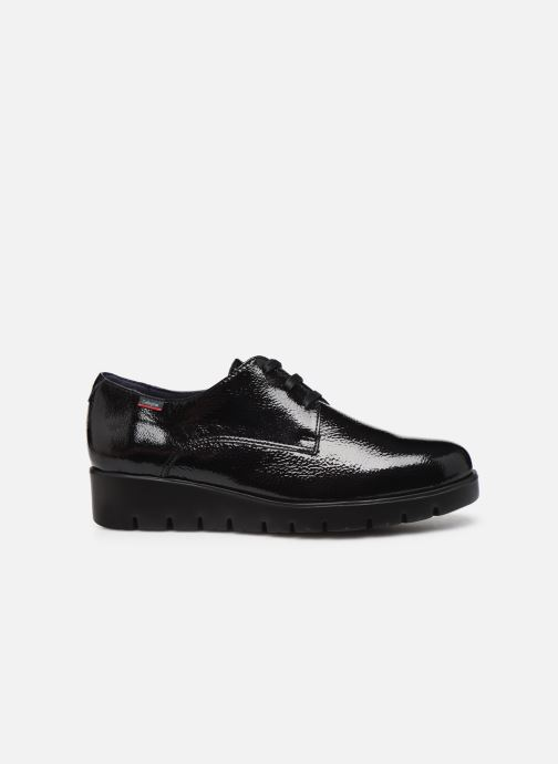 Zapatos con cordones Callaghan Haman Derby Negro vistra trasera