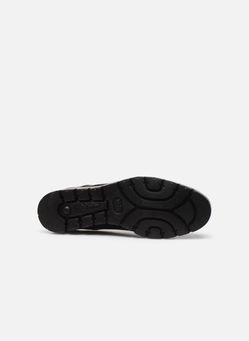 Zapatos con cordones Callaghan Haman Derby Negro vista de arriba