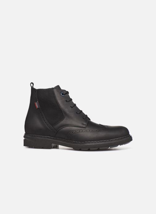 Boots en enkellaarsjes Callaghan Pure Casual lace up boot Zwart achterkant
