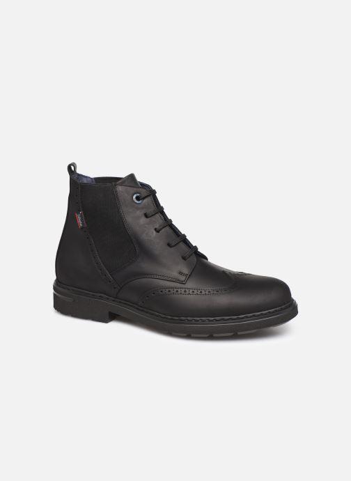 Boots en enkellaarsjes Callaghan Pure Casual lace up boot Zwart detail