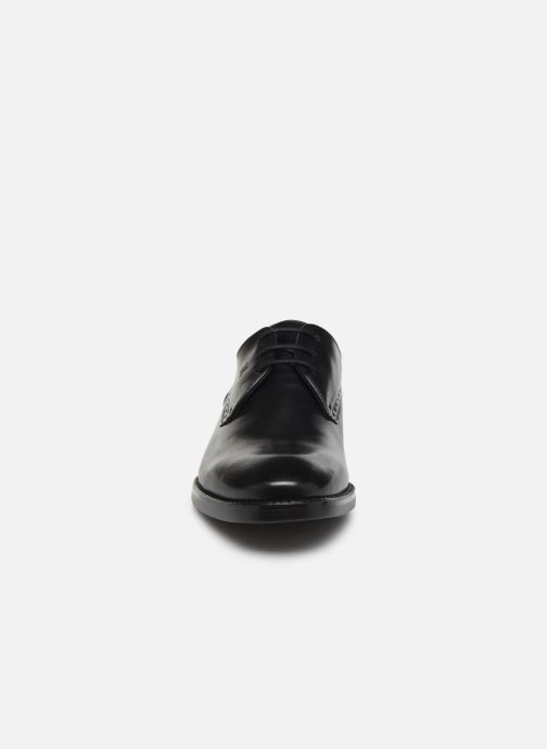 Lace-up shoes Callaghan Neige Black model view