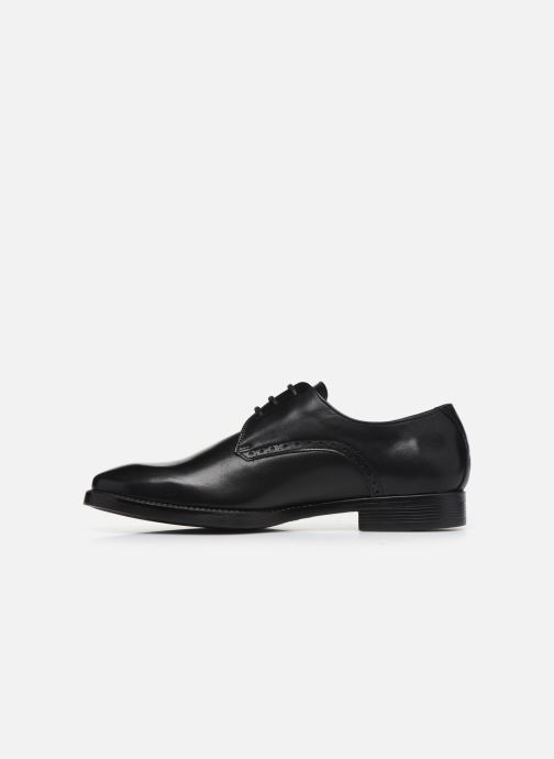 Lace-up shoes Callaghan Neige Black front view