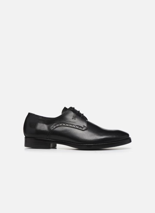 Lace-up shoes Callaghan Neige Black back view