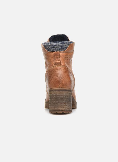 Boots en enkellaarsjes Bullboxer 772M85063HP120 Bruin rechts