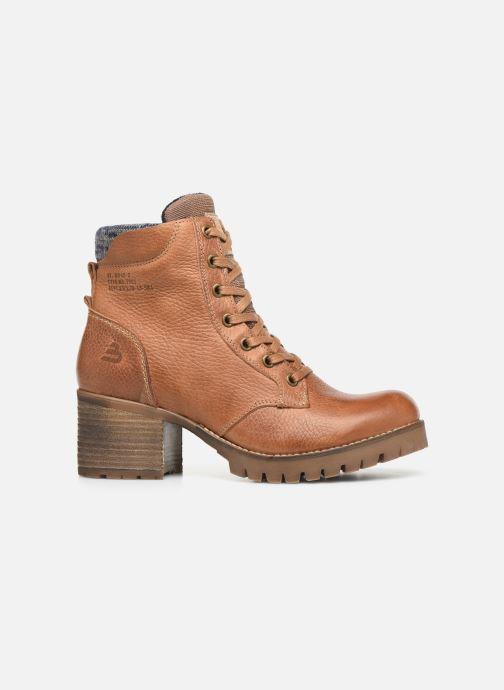 Boots en enkellaarsjes Bullboxer 772M85063HP120 Bruin achterkant