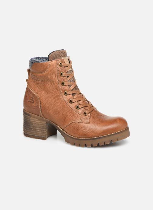 Boots en enkellaarsjes Bullboxer 772M85063HP120 Bruin detail