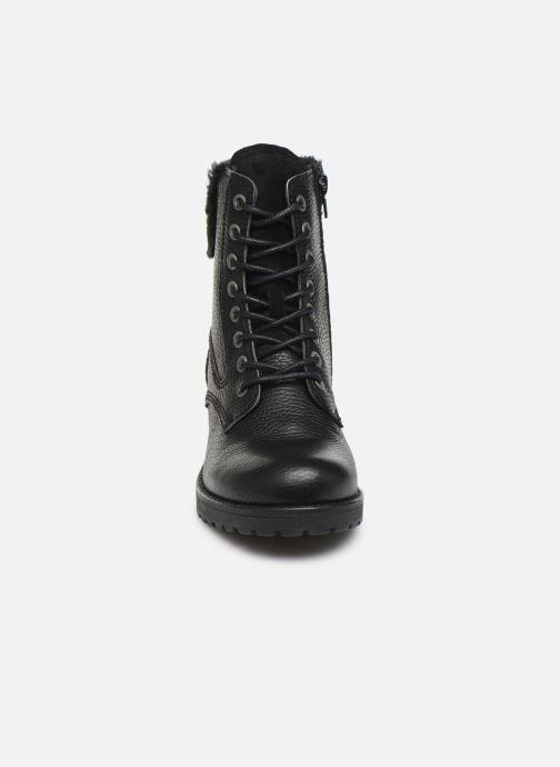 Bottines et boots Bullboxer 797527E6L Noir vue portées chaussures