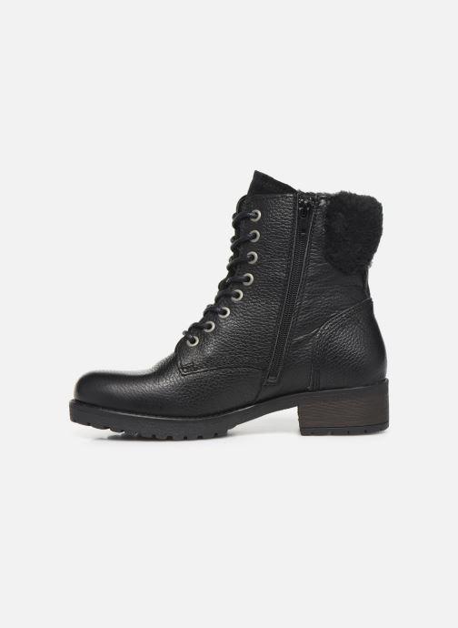 Bottines et boots Bullboxer 797527E6L Noir vue face