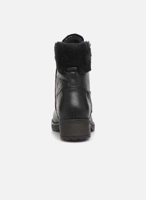 Bottines et boots Bullboxer 797527E6L Noir vue droite
