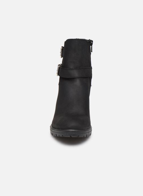 Bottines et boots Bullboxer 830539E6L Noir vue portées chaussures