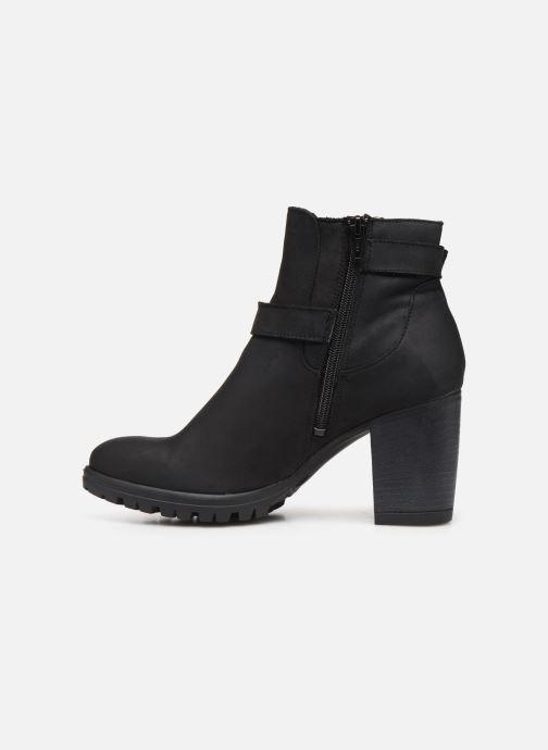 Bottines et boots Bullboxer 830539E6L Noir vue face