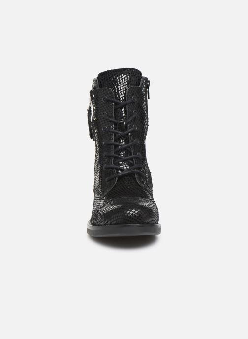 Bottines et boots Bullboxer 904571E6C Noir vue portées chaussures