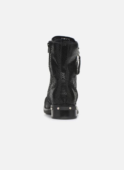 Boots en enkellaarsjes Bullboxer 904571E6C Zwart rechts