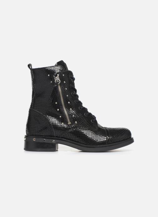 Boots en enkellaarsjes Bullboxer 904571E6C Zwart achterkant