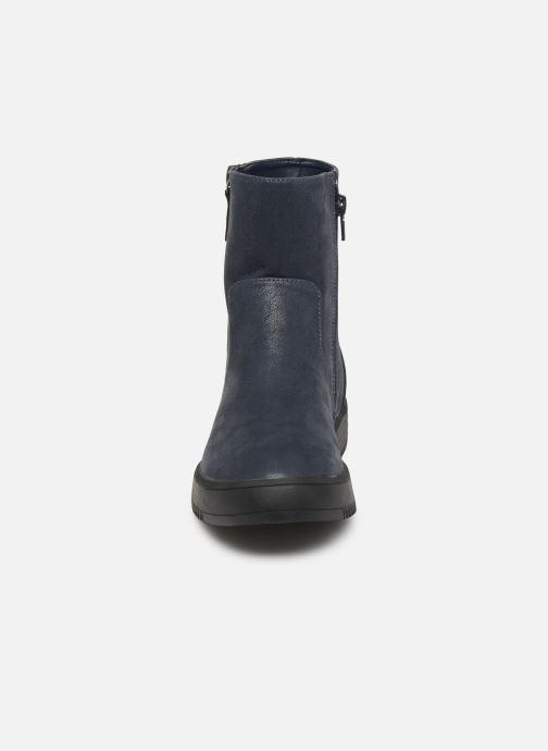 Bottines et boots Bullboxer 999506F6S Bleu vue portées chaussures