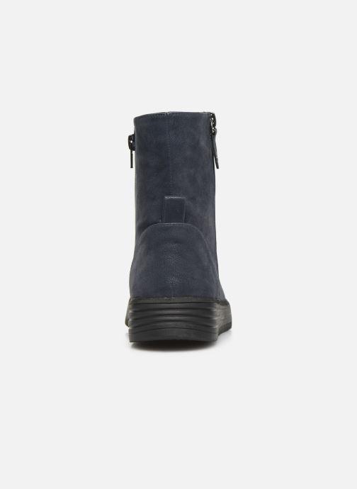 Bottines et boots Bullboxer 999506F6S Bleu vue droite