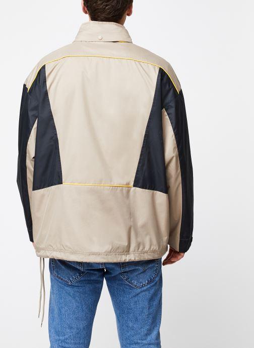 Kleding Reebok Cl F Trail Jacket Beige model