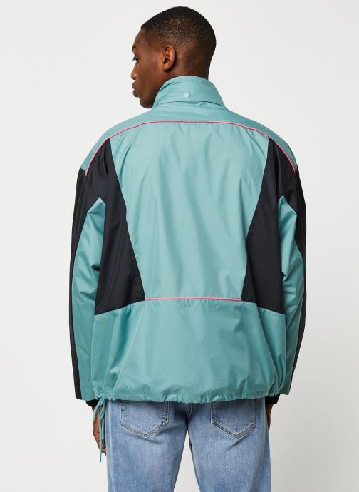 Kleding Reebok Cl F Trail Jacket Groen model