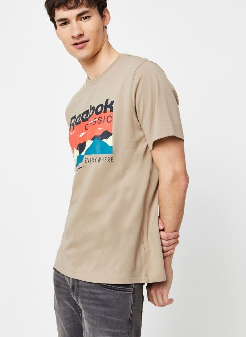 Kleding Accessoires Cl F Trail Graphic Tee