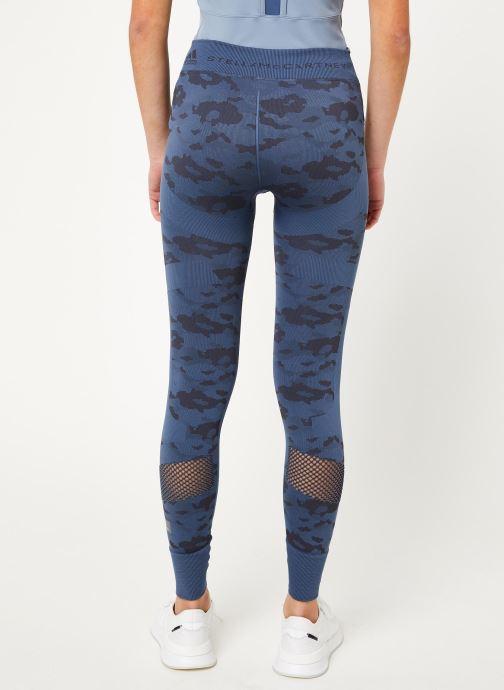 Kleding adidas by Stella McCartney Tight Blauw model