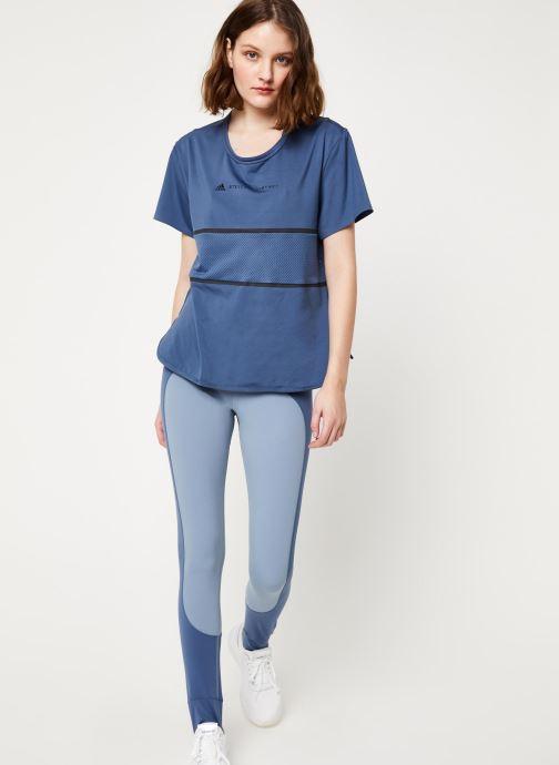 adidas by Stella McCartney Pantalon legging et collant - Tight (Bleu) - Vêtements (409305)