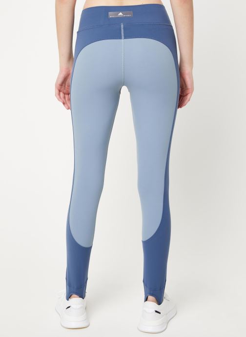adidas by Stella McCartney Pantalon legging et collant - Tight (Bleu) - Vêtements chez Sarenza (409305) VXK02
