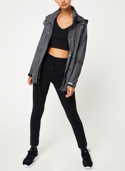 Vêtements adidas by Stella McCartney Jacket Gris vue bas / vue portée sac
