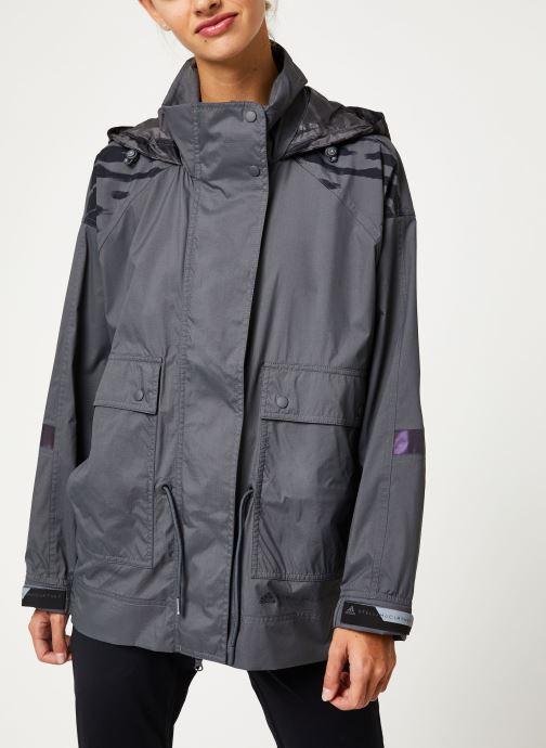 Vêtements adidas by Stella McCartney Jacket Gris vue détail/paire