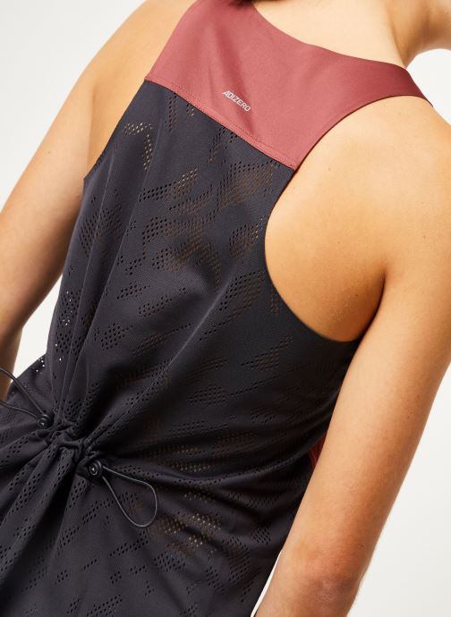 Vêtements adidas by Stella McCartney Run Loose Tank Rouge vue face