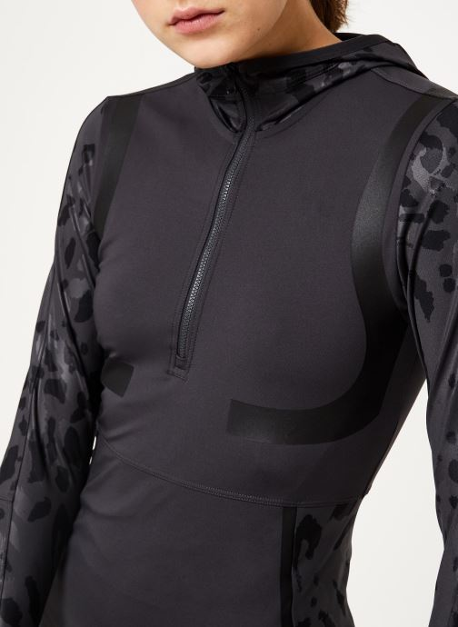 Adidas By Stella Mccartney Sweatshirt - Run Longsleeve (gris) Vêtements(409323)